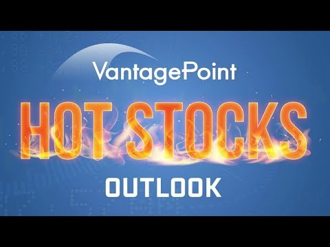 Hot Stocks Outlook for August 18th, 2017