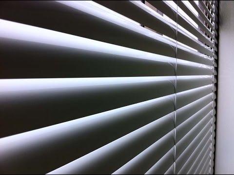 Montaje de persiana veneciana de aluminio y pvc losest - Persiana veneciana de aluminio ...