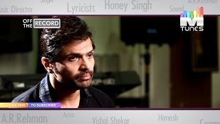 Himesh Reshammiya describes his journey on World Music Day I MTunes HD