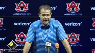 Gus Malzahn previews Auburn vs. Texas A&M
