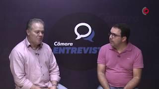 Câmara Entrevista - Ricardo Henrique Sobreiro – Superintendente de Gestão de Pessoas