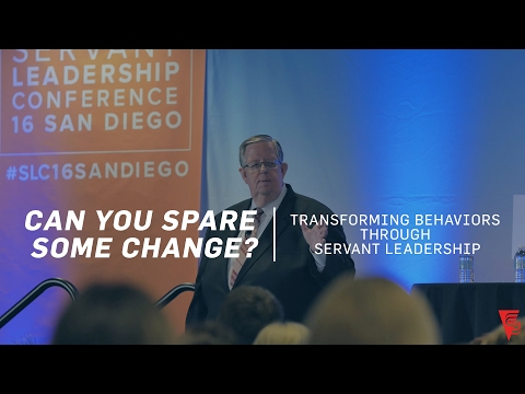 Art Barter Full Keynote / 2016 Servant Leadership Conference