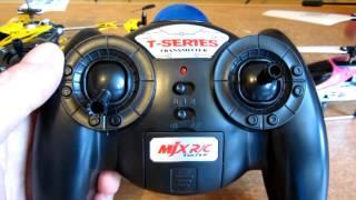 радиоуправляемый вертолет MJX T38 Thunderbird обзор