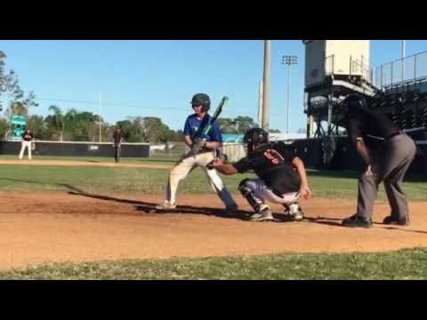 2019 C Ryan Anderson 16u First Coast Academy Baseball