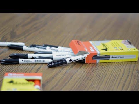 C.H. Hanson Introduces El Marko® Permanent & Paint Markers!