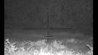 Pitch Black Night Vision Footage 8