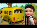 Chalo Picnic Par Chaley | Hindi Rhymes For Children | Infobells video