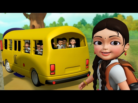 Thumbnail: Chalo picnic par chaley | Hindi Rhymes for Children | Infobells