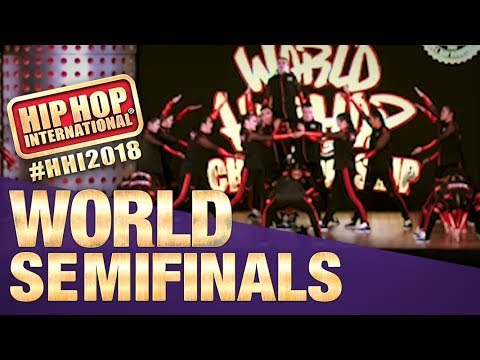 The Capital - New Zealand (MegaCrew Division) at HHI's 2018 World Semifinals