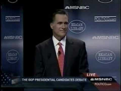 Romney on his health care plan