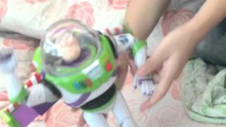 Toy Story & Doll Story - มนุษย์อวกาศทำร้ายหมา (คลิปหลุด)