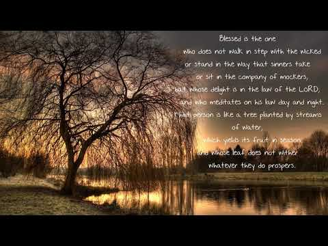 Psalm 50  verses 14 15 part 2 of the Thanksgiving Offering