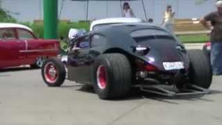 VW Kick Ass Custom Beetle