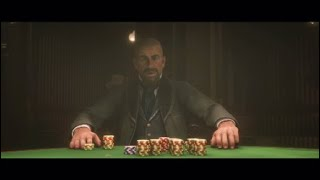 Boat Robbery Red Dead Redemption 2 Cheating at poker