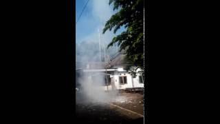 Petasan Renteng Lebaran 2016 klentengan sukorejo mertoyudan Magelang