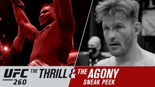 UFC 260: The Thrill and the Agony - Sneak Peek