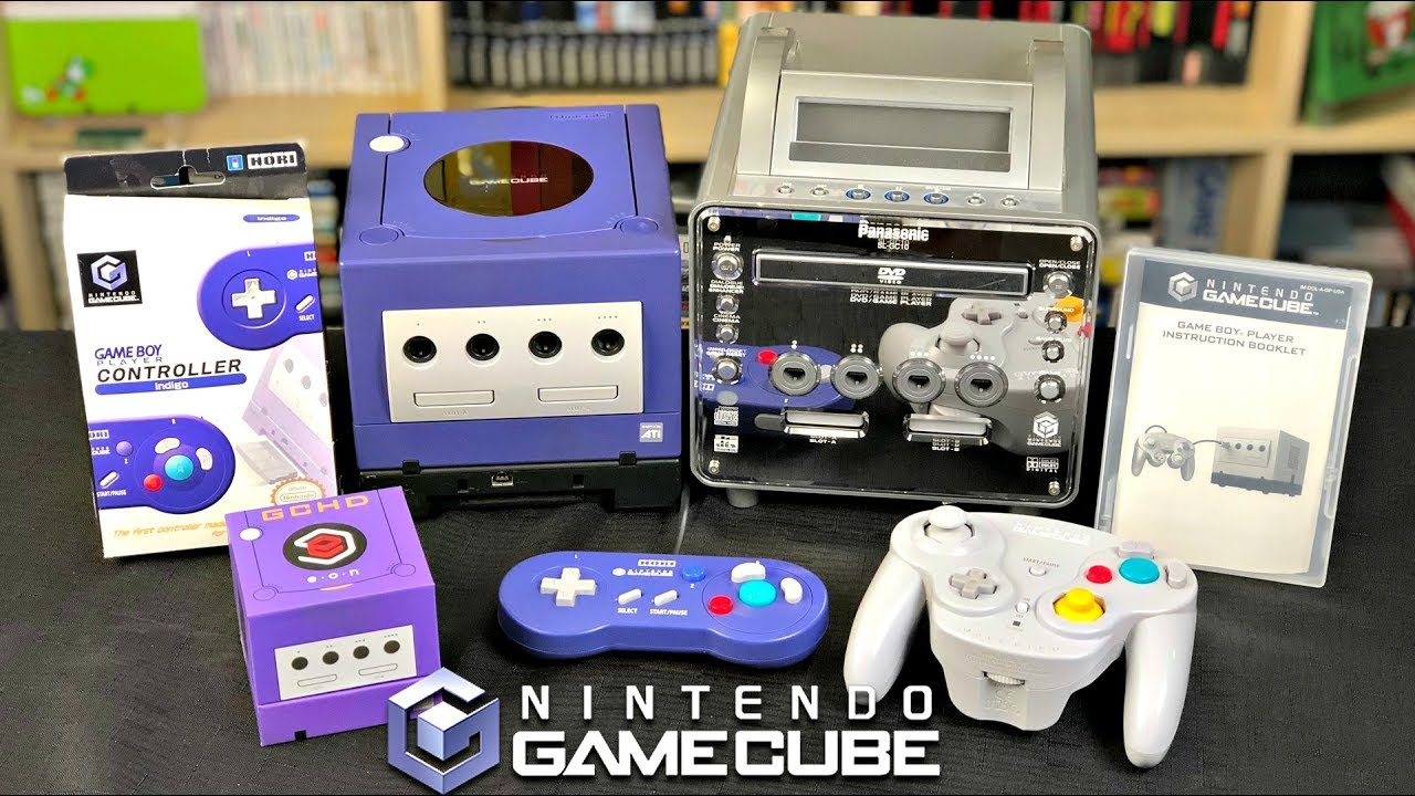 Ultimate Gamecube Setup Combo Controllers Accessories More