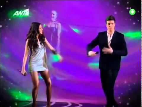 Nikki Ponte - X Factor 3 Greece - Live Show 9 - Opening