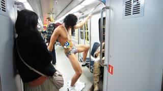 One of Chengman's most viewed videos: LMFAO - SEXY AND I KNOW IT PRANK - CHENGMAN