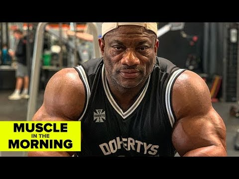 DEXTER JACKSON: WHAT'S NEXT? Muscle in the Morning (11/15/18)