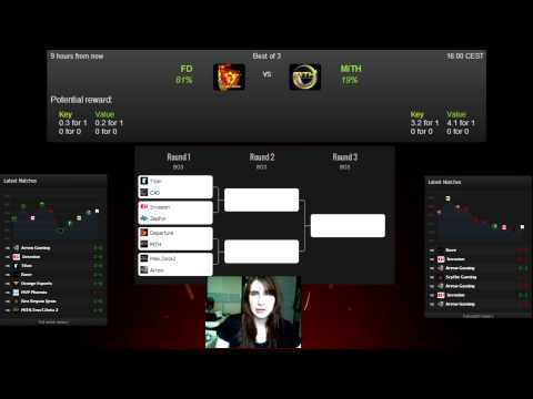 SEA betting with Lily ~ 15 Aug, 2014, Dota 2 Lounge bets