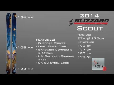 2014 Blizzard Scout