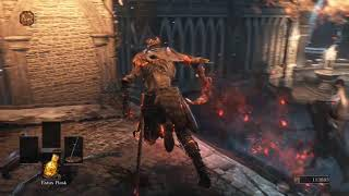 Dark Souls 3 plus Ashes of Cinder Mod - AMD RYZEN 2700X + GTX 1060 6GB gameplay