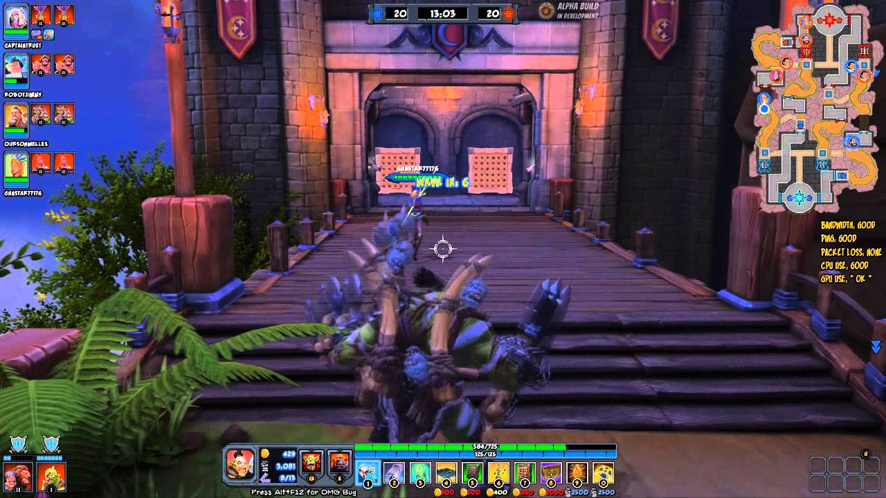 orcs must die unchained bloodspike full match gameplay youtube - Orcs Must Die