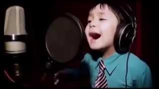 [WOW] Sungguh Luar Biasa Suara Anak Kecil Laki-laki Ini - I Will Always Love You 'Whitney Houston'