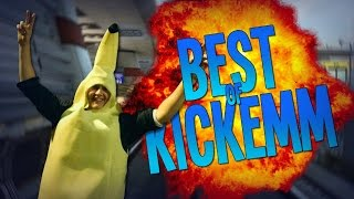 best of kickemm all time l the turtle omg its kickemm and more