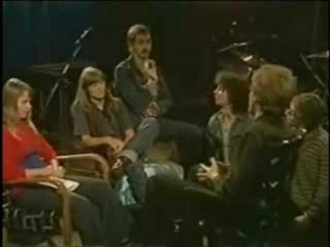 Ultravox - John Foxx Interview On Swedish TV 1977