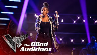 Blessing Chitapa's 'I'd Rather Go Blind' | Blind Auditions | The Voice UK 2020