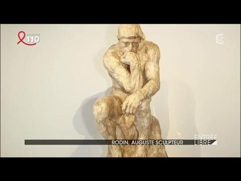 Rodin, Auguste sculpteur