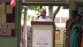Grand Parents Day at Kendriya Vidyalaya, IISC, Bangalore on 26-Oct-2013