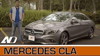 Mercedes-Benz CLA - De la vista nace el amor