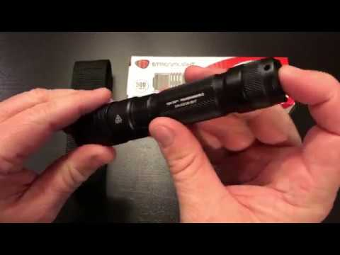 Streamlight 88063 Protac 2L-X professionnel 500 LM Tactical Flashlight