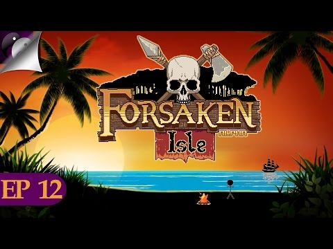 Let's Play Forsaken Isle Alpha Version 0.9.4 Episode 12 - Exploring The Temple! Survival Gameplay