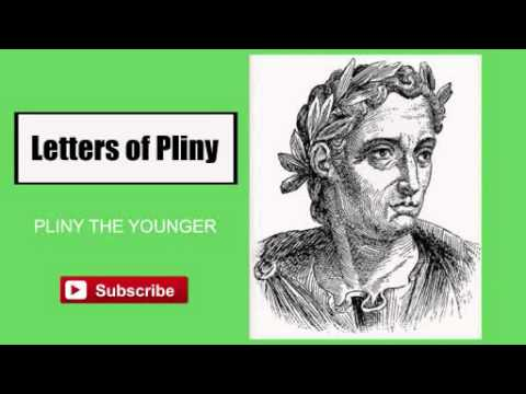 Letters of Pliny by Pliny the Younger - Audiobook