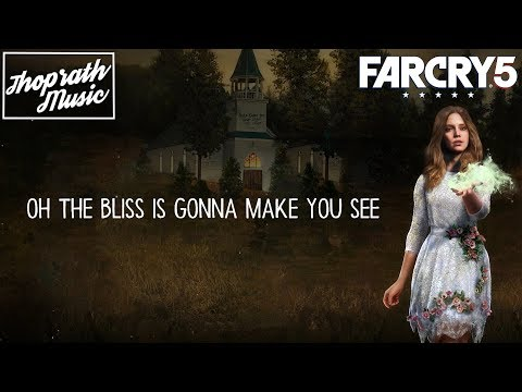 Dan Romer ft. Jenny Owen Youngs - Oh the Bliss (Lyrics) Far Cry 5 Presents: Into The Flames Song
