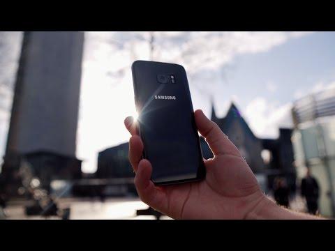 Samsung Galaxy S7 edge REVIEW! Ist es wirklich perfekt? - felixba