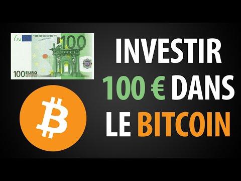 Investir 100 Euros Dans Le Bitcoin : Rentable Ou Non ?