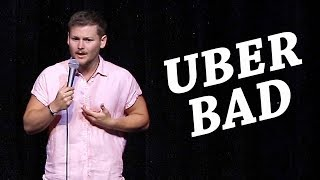 Drew Lynch Stand Up Uber Makes You Racist