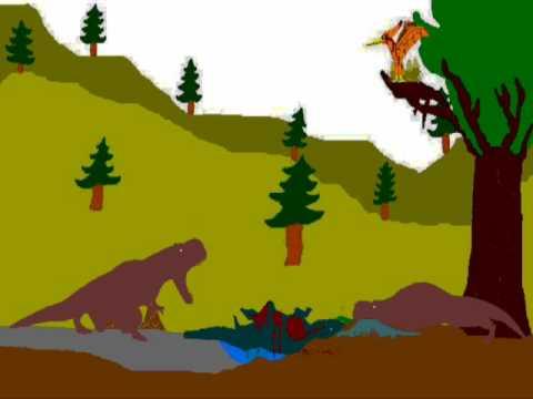 Late Cretaceous North America