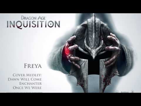 Dragon Age Inquisition Medley: The Dawn Will Come / Enchanter / Once We Were | Freya Catherine