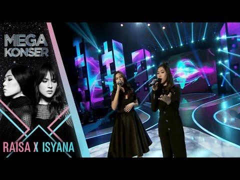 "Raisa & Isyana ""Anganku Anganmu""   Mega Konser Raisa X Isyana 2017"