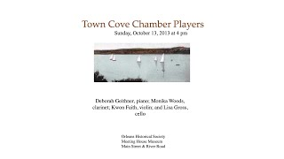 Town Cove Chamber Players