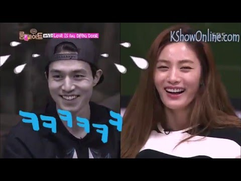 Nana and Dongwook moments in Roommate part 1