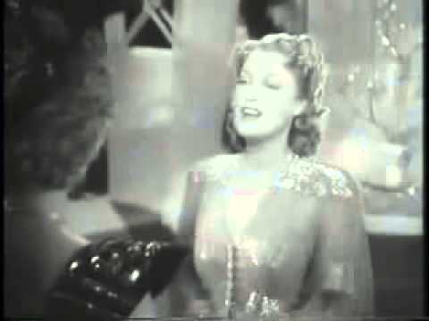 A SEDUCTION'S LESSON - JEANETTE MACDONALD - A TWINKLE IN YOUR EYE