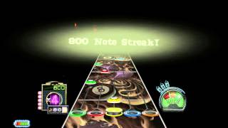 Guitar Hero III Custom - S.S.H. - Lightning Strikes Again / Metal Squad (Thunder Force)