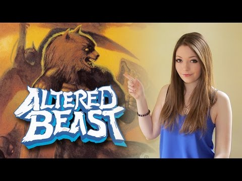 Altered Beast Review - Part Snail, Part Salamander